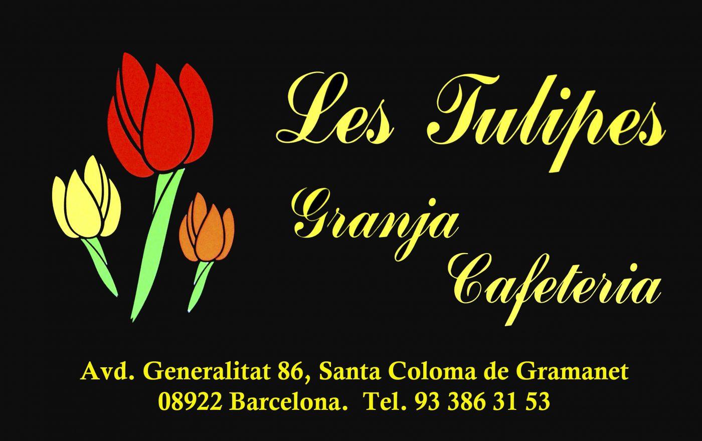 Les tulipes Granja Cafeteria